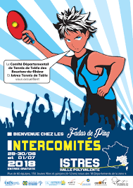 INTERCOMITES 2018 – ISTRES
